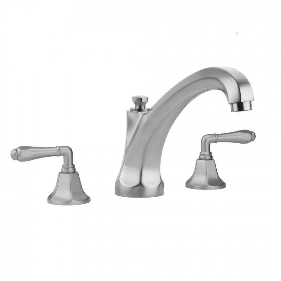 Astor with High Spout and Smooth Lever Handles - 6972-T684-TRIM