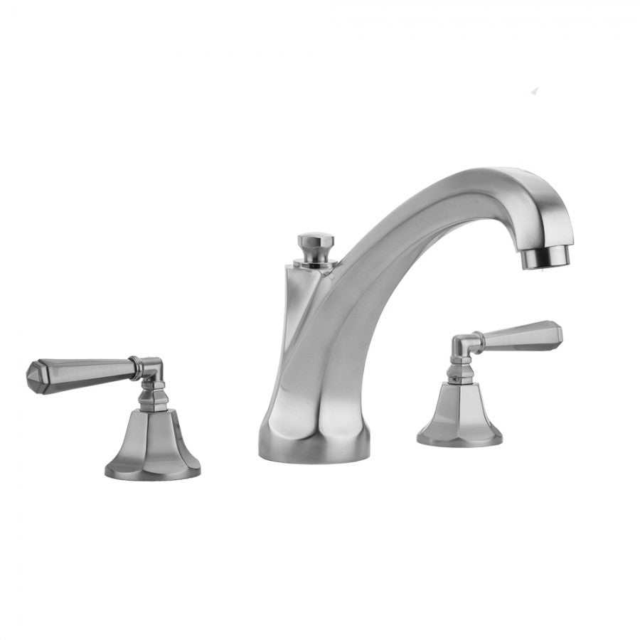 Astor with High Spout and Hex Lever Handles - 6972-T685-TRIM