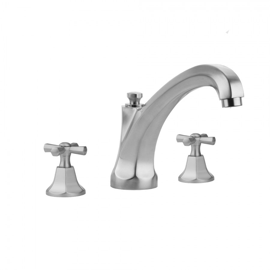 Astor with High Spout and Hex Cross Handles - 6972-T686-TRIM
