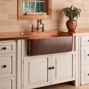 Copper Farmhouse Sink - CP-04