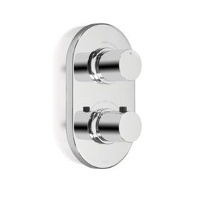 Nexus Thermostatic Trim with Integrated Single Volume Control - TS794C