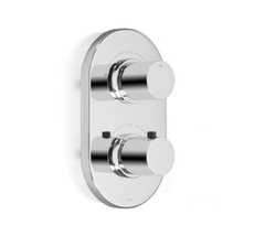 Nexus Thermostatic Trim with Integrated Dual Volume Control - TS794D