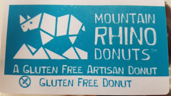 Mountain Rhino Donuts