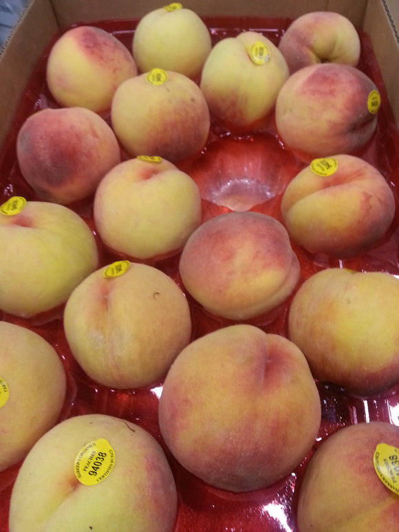 Peach - BC Organic Our Famous Peaches are Back
