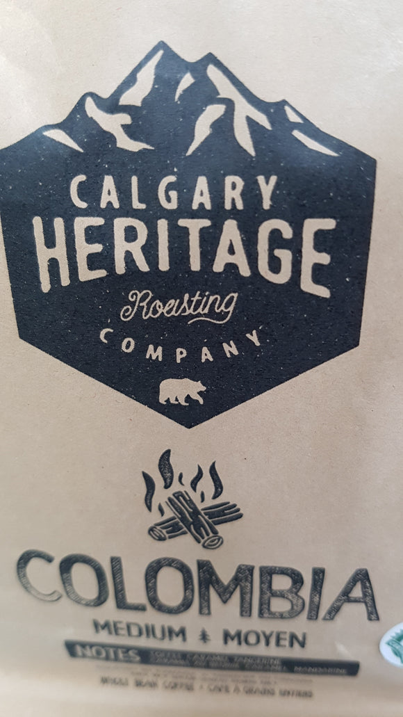 Coffee - Calgary Heritage Roasters