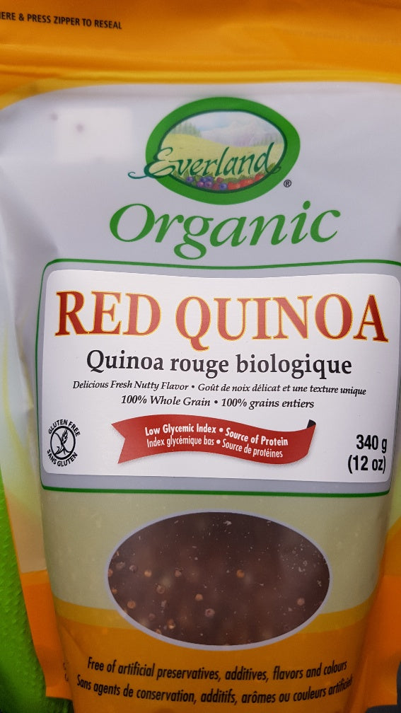Quinoa - red or white