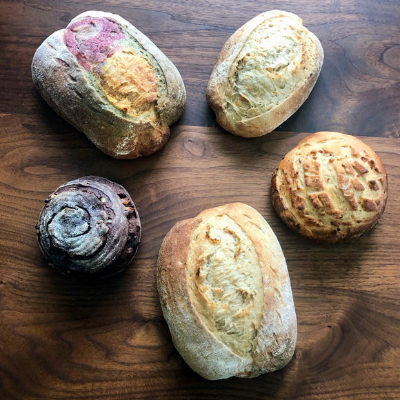 Sourdough Bread by Homestead Bakery AVAILABLE Fri Aug 14
