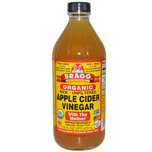 Bragg Apple Cider Vinegar - organic