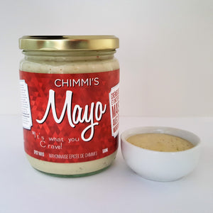 Chimmi's Sauces