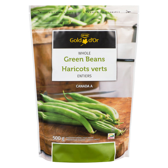 Green Beans - Whole Frozen