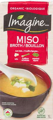 Miso Broth - Organic