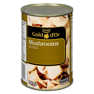Mushrooms - Pieces and Stems