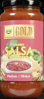 Salsa - Medium Chunky 650ml
