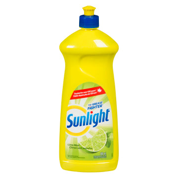 Dish Soap Sunlight $3.99