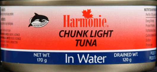 Tuna - Canned