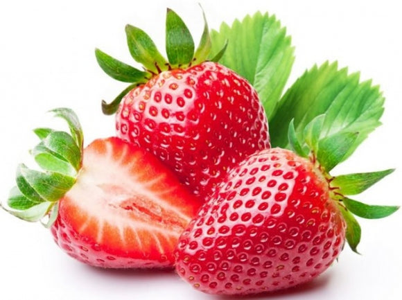 Berries - BC Strawberry 1/2 flat AND 10LB CASES NOW AVAILABLE