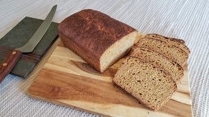 Fresh Bread by Bridgeland Bread & Buns 100% organic