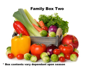 Fresh Box - All Vegetables with Summer Cabbage & Greens