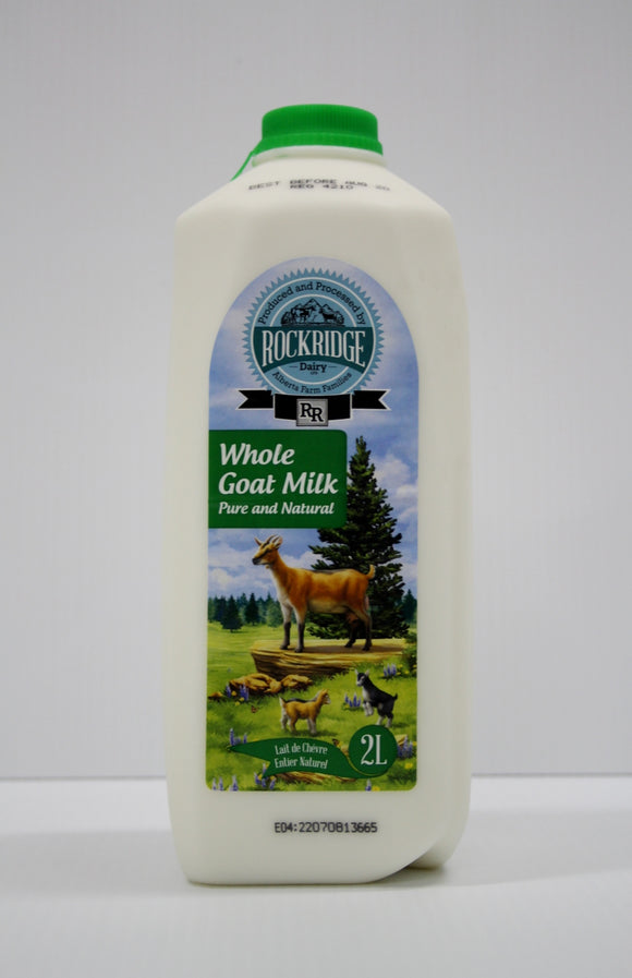 Goat Milk Products by Rock Ridge Dairy