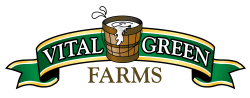 Milk - 35% Whipping Cream by Vital Green Farms