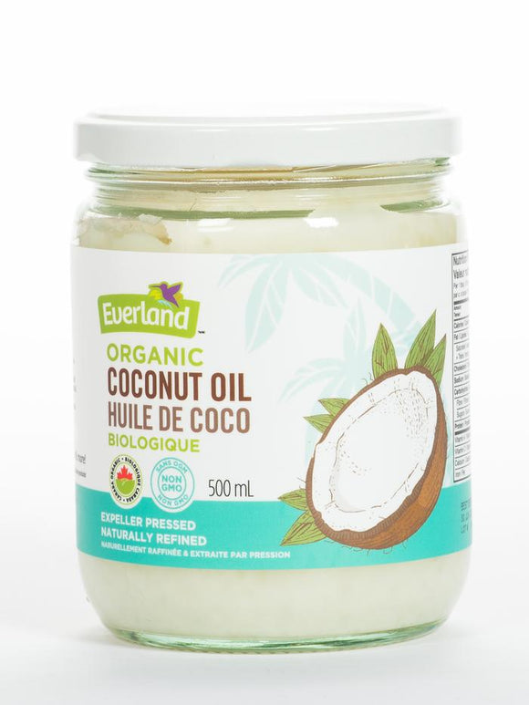 Coconut Oil - organic daily deal
