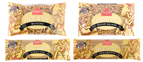 Pasta - Organic from the Prairies