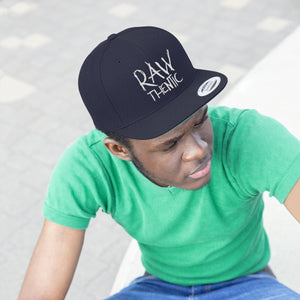 RAW O.G Flat Bill Hat