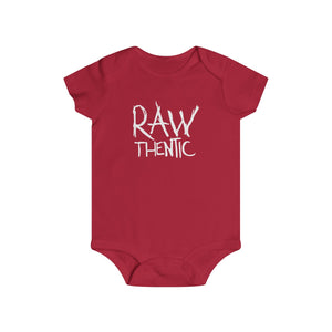"RAW ""Tribe"" Baby Rip Snap Tee"