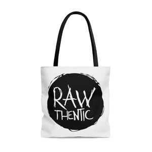 "RAW ""My House"" Tote Bag"