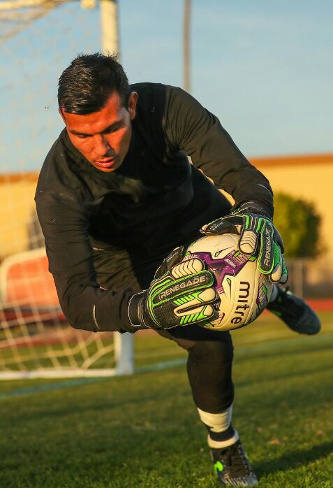 Meet Giovanni Delgadillo, Newest Member Of Renegade GK's Pro Keepers
