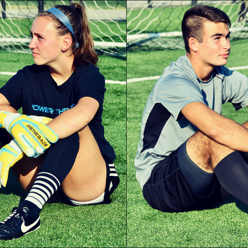 3 Differences Between Male and Female Goalkeepers