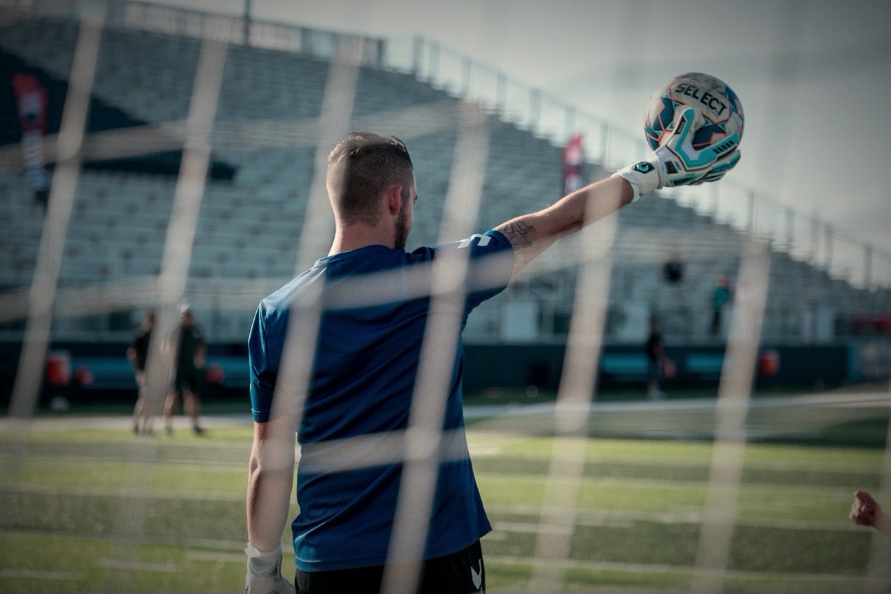 Training In Isolation: Wasn't that always the GK way?