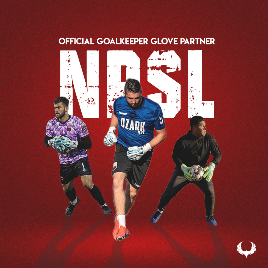 Renegade GK Returns as Preferred Goalkeeper Glove Partner of the NPSL