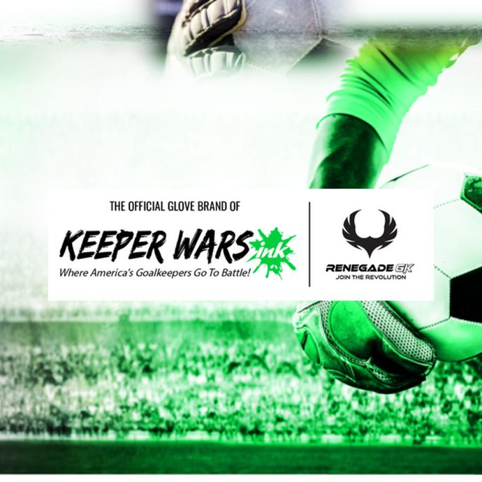 Keeper Wars Ink Announces Partnership with Renegade GK