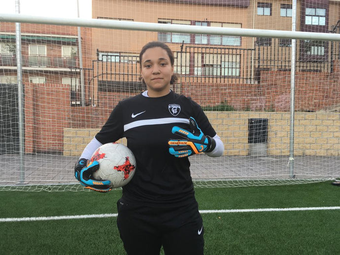 Meet Pilar Collado, Newest Member Of Renegade's Pro Keepers