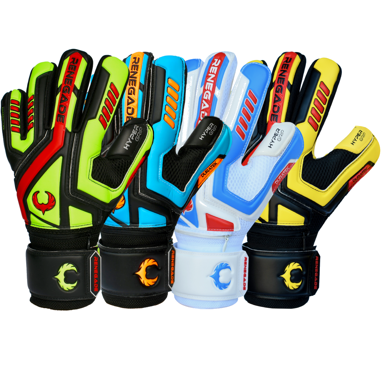 Renegade GK Talon Gloves Models