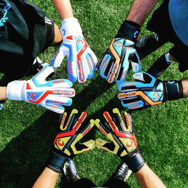 How To Choose The Right Gloves For Your Goalkeeping Child