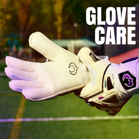 Glove care for adults and youth to keep your goalie gloves like new