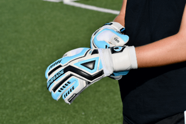 Renegade GK Fury Sub Z Goalkeeper Gloves Adjusting Wrist