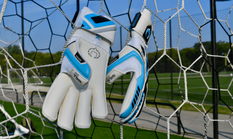 Renegade GK Fury Sub Z Goalkeeper Gloves On the Net