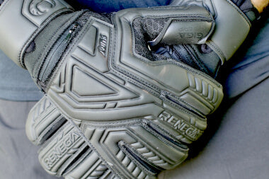 Renegade GK Fury Nightfall Gloves Backhand