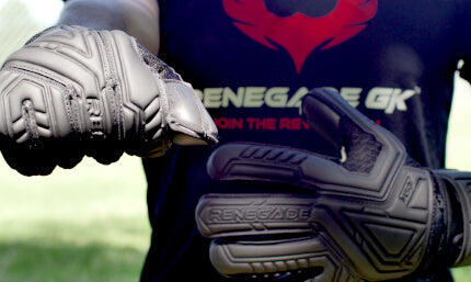 Renegade GK Fury Nightfall Gloves Fist