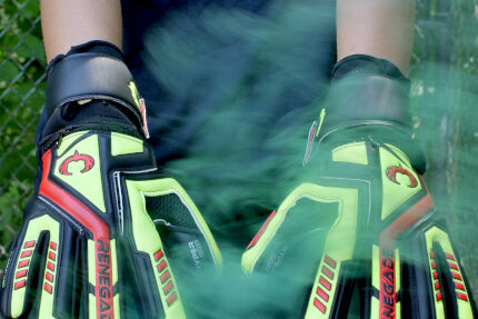 talon revolt gloves and green smoke effect