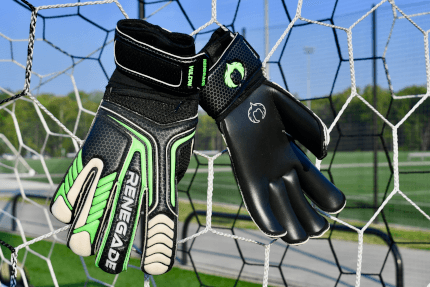 Renegade GK Vulcan Abyss Goalkeeper Gloves On the Net