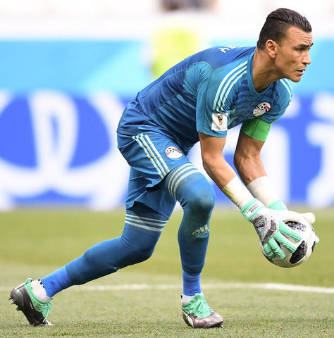 How a goalkeeper made history at 45 by playing in the World Cup