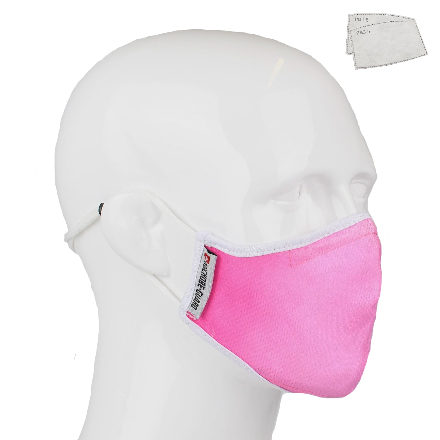 Aegis 2 Pink Haze Performance Face Mask with Microbe-Guard