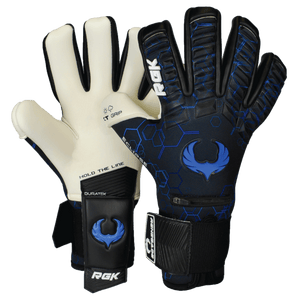 Renegade GK Eclipse Frost Gloves Backhand and Palm View