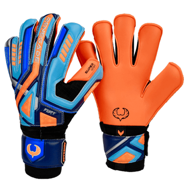 Renegade GK Fury Siege Gloves Backhand and Palm View