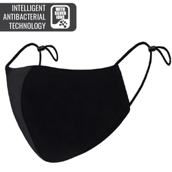 Aegis with Microbe-Guard™ Form-Fitting Reusable Performance Face Mask