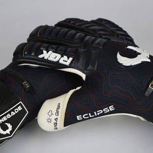 Renegade GK Eclipse Assault Keeper Gloves Stacked